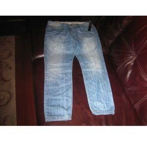 Joe's Jeans Women Ankle Denim Slim Fit Blue Sz 29